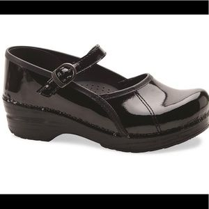 Dansko Marcelle Mary Jane in Patent Leather